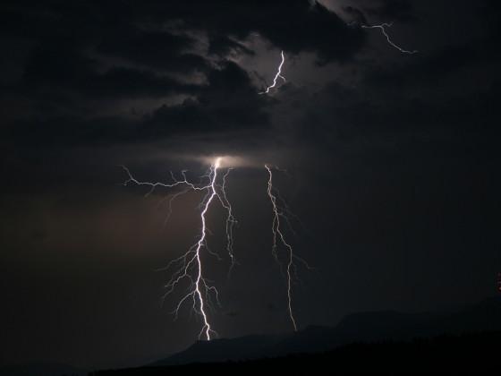 Thunderstorm, Lightning, PWSL10