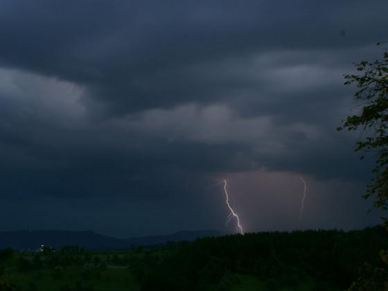 Thunderstorm, Lightning, PWSL12