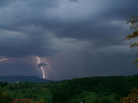 Thunderstorm, Lightning, PWSL13