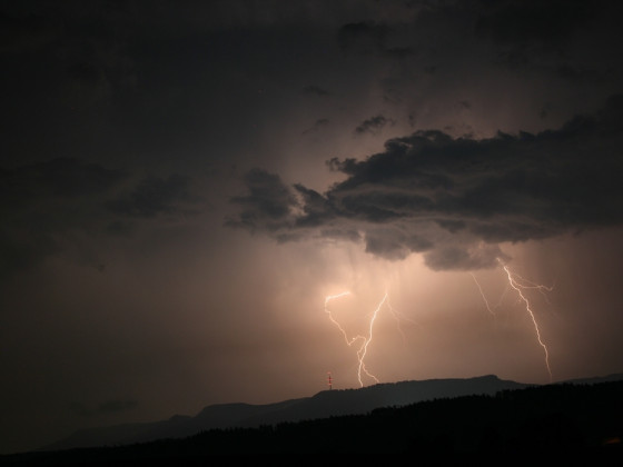 Thunderstorm, Lightning, PWSL09
