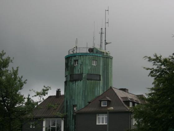 Kahler Asten Turm