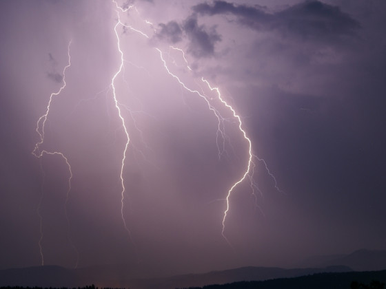 Thunderstorm, Lightning, PWSL05