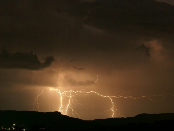 Thunderstorm, Lightning, PWSL11