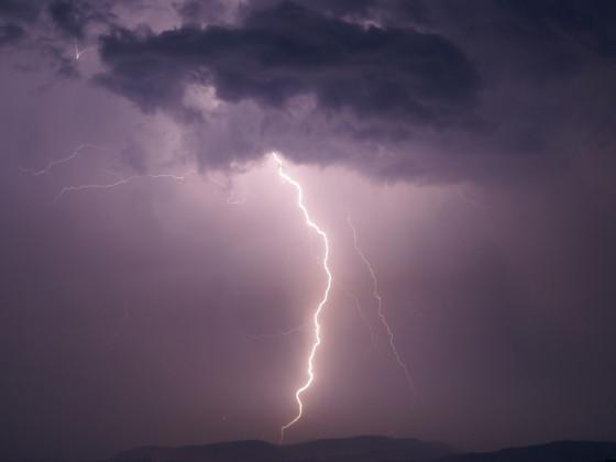 Thunderstorm, Lightning, PWSL06