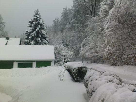 Endlich ein richtiger Winter