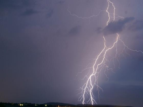 Thunderstorm, Lightning, PWSL02