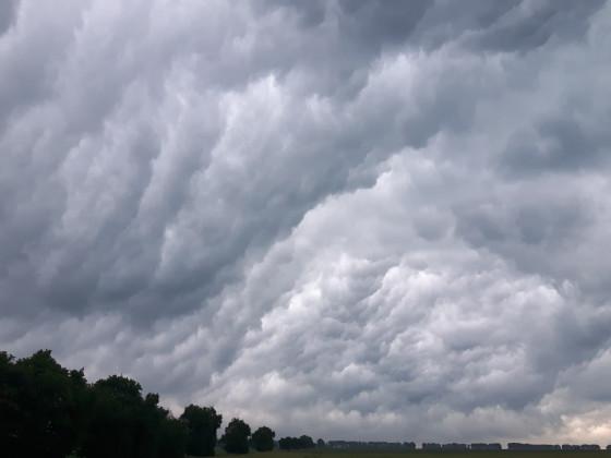 Gewitter über Wernigerode
