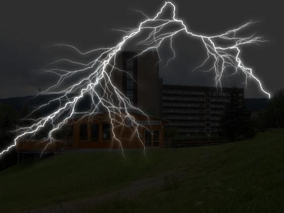 Wunschtraum oder Horror ? (Fotomontage)