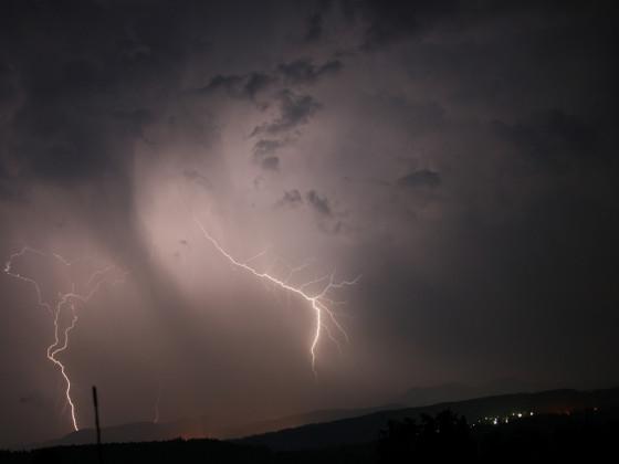 Thunderstorm, Lightning, PWSL07